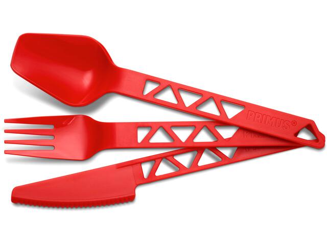 Primus Lightweight Trail Bestik, red